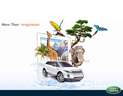 Land Rover - More Than Imagination