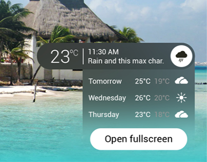 Philips : Weather Icons