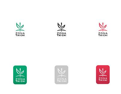 ZONA TAI CHI: Diseño de logo (isotipo)
