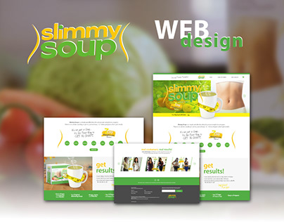 SLIMMY SOUP | WEB DESIGN • WEB DEVELOPMENT