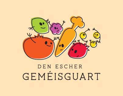 Den Escher Geméisgaart Logo