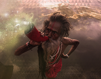 Indian Sadu