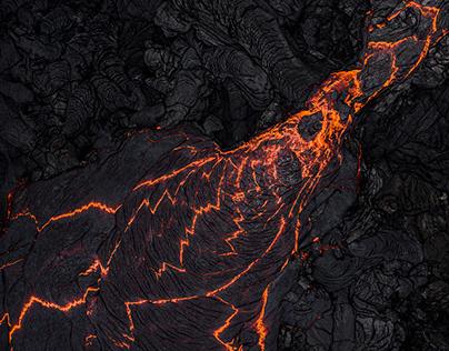 Shape of Lava