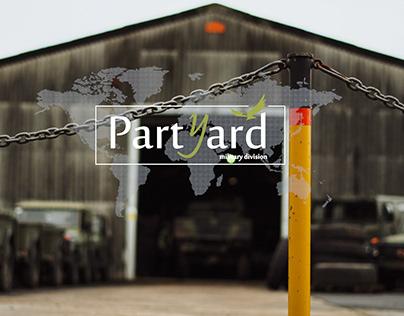 Video promocional Partyard Military