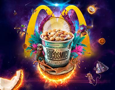 COCÓSMICO / McFlurry _ McDonald's