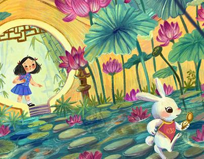 Alin in Wonderland