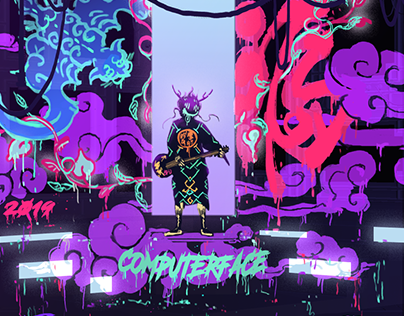 CF X JLYC Festival Video ART Concept & Poster Design