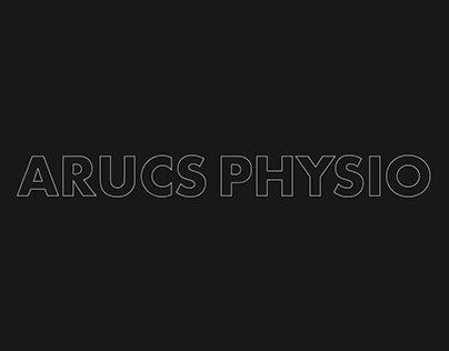 arcus physio: Social Media Konzept & Design Thinking