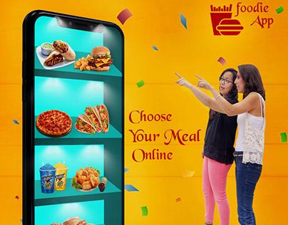 Restaurants And Food Applications Social Media Designs