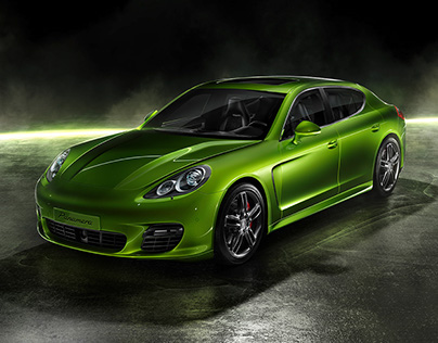CGI   Porsche Panamera