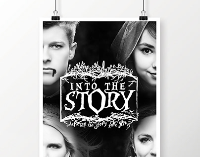 'Into The Story' - Show Marketing Campaign
