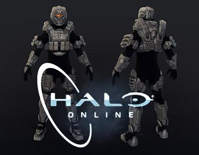 Hard-Surface 3D-Models for Halo (Apr 2013 - Jan 2014)