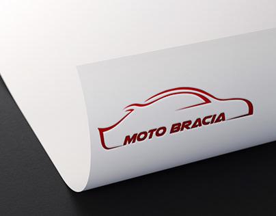 """Warsztat samochodowy """"Moto Bracia"""" logo"""