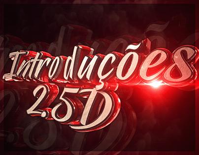 Introduções 2.5D.