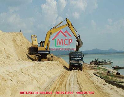 Gia cat xay dung tai Tphcm - VLXD Manh Cuong Phat