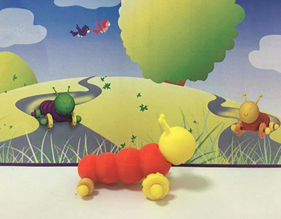 Speedster - Kinder 3D printed Toy