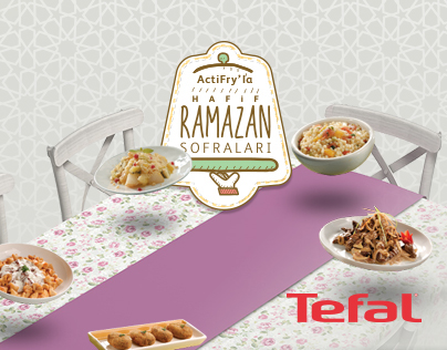 Tefal - Hafif Ramazan Sofralari
