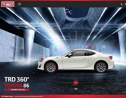 Toyota Racing Development