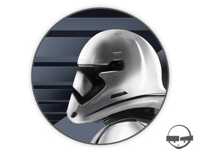 Star Wars Force Awakens - First Order Storm Trooper