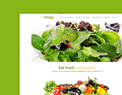 Highland®'s Website