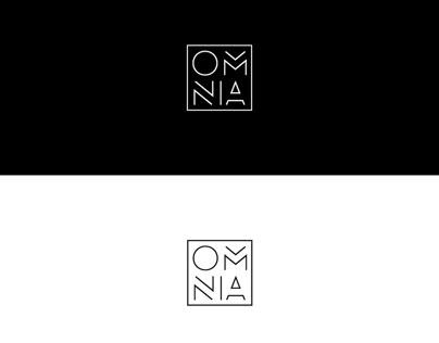 omnia - logo design