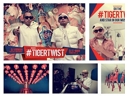 Tiger CNY 2014 Tiger Twist