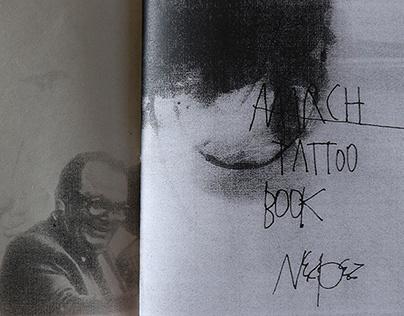 MARCH tattoo book