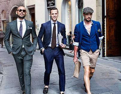 PITTI UOMO 2015 Street Style