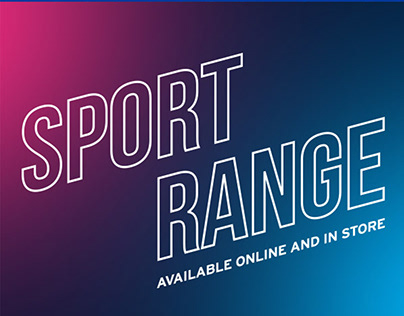 Everton Sport Range Email Campaign