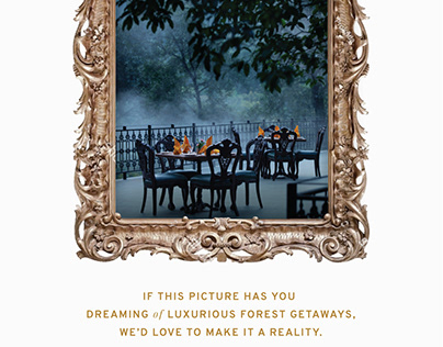 Coorg Wilderness Resort - Emailer & WhatsApp Promotion