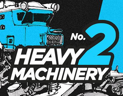 Heavy Machinery 02