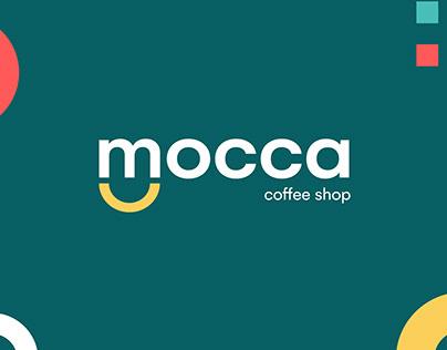 Mocca, Coffee Shop | Branding