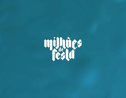 Concurso Milhões de Festa 2016