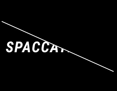 Spaccatempo / Text Animation