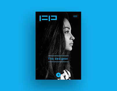The Designer page concept