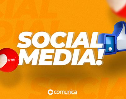 SOCIAL MEDIA - COMUNICA