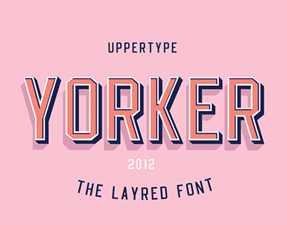 Yorker font