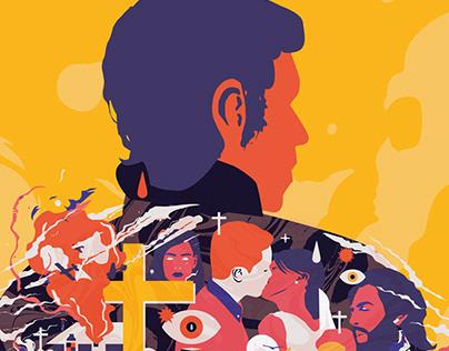 Paul McCartney Liverpool Oratorio - Gig Poster
