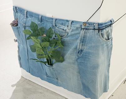 Pants Wall