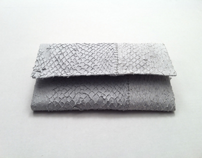 hȳd - folded tobacco pouch
