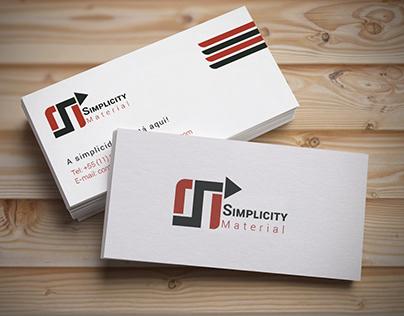 Logo Design - Simplicity Material (estudo)