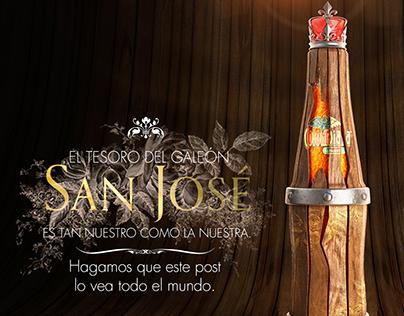 Colombiana - Galeón San josé