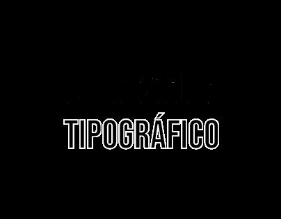 Workshop Tipográfico - tipografia experimental