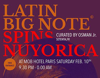 Latin Big Note Records