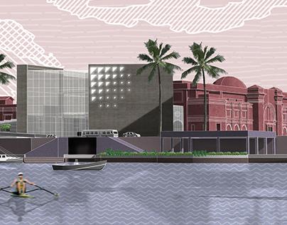 The Nile Gate | Graduation Project