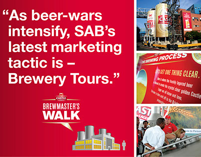 Castle Lager Brewmaster's Walk