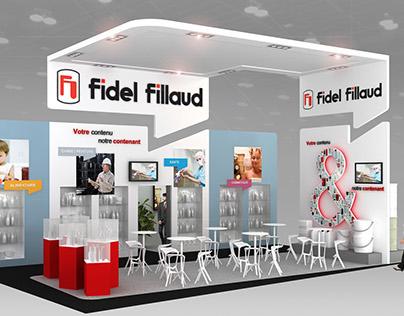Stand Fidel Fillaud Salon de l'emballage Paris