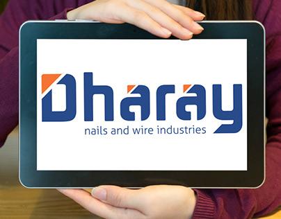 Dharay Logo Design