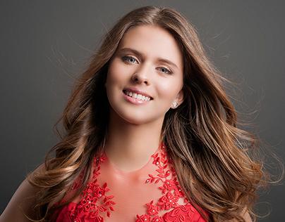 Retoque Digital / Miss earth Chile
