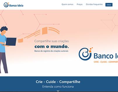 Rework Banco Ideias